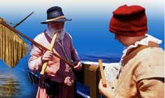 The First Thanksgiving: Voyage on the Mayflower  These Scholastic videos are great!!