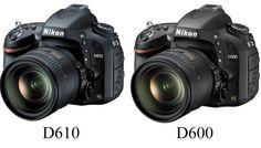Nikon D600 vs D610 vs Canon 6D - prophotorev.com