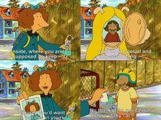Fuck Yeah Arthur the Aardvark