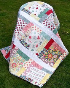 Love my quilts....