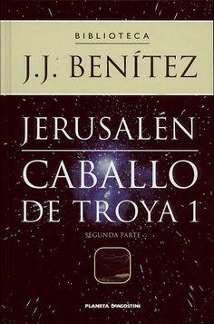 """En 1973 las Fuerzas Aéreas Norteamericanas, después de varios años de preparación, ponen en ejecutarón en pleno corazón de Israel uno de sus proyectos más secretos, que fue bautizado como """"Operación Caballo de Troya"""".  Un libro que no te dejará indiferente, cuando lo leas, seguro ocupará un lugar privilegiado en tu biblioteca."""