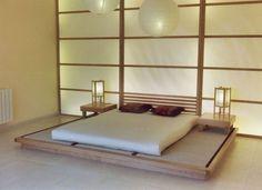 12 Bedroom in Japanese style 2019 japanese decor bedroom, japan. Japanese Inspired Bedroom, Japanese Style Bedroom, Japanese Style House, Japanese Bed, Japanese Homes, Cama Tatami, Tatami Room, Futon Bedroom, Home Bedroom