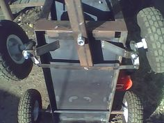 Phd Stand Post Hole Digger Stand Pinterest