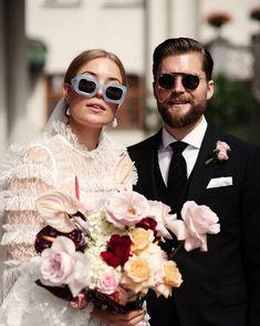 By malina wedding dress - Carmine Maxi Wedding Goals, Wedding Pics, Wedding Couples, Dream Wedding, Wedding Day, Wedding Dresses, Courthouse Wedding, Civil Ceremony, Bridal Looks