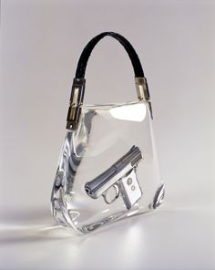 Ted Noten Superbitch Bag - 2000