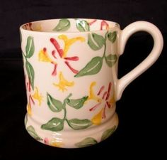 Honeysuckle 0.5 Pint Mug 1999 (Discontinued)