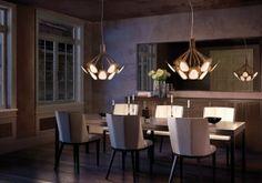 #designme #illuminazione #kundalini #Peacock #design #chandelier #contemporaneo