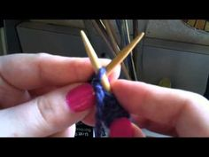 How to Purl - Even if You're Clueless! - Absolute Beginner Knitting, Lesson 2 - YouTube