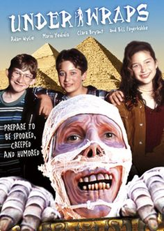 Underwraps - A Disney Channel Original Movie from the 90s. Another one of my favorites. Classic! They just don't make them like they used to. ;)