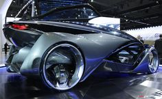 Chevrolet 'FNR Concept' Unveiled in Shanghai