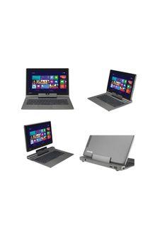"Toshiba Portégé Z10T, ULV i5-3439Y, 11.6"" HD LED Touch Display, 4GB RAM, 128GB SSD (Windows 8 Professional 64Bit)"