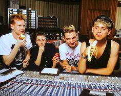 Depeche Mode. They were babies
