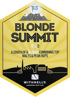 Blonde Summit