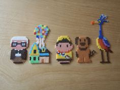 and more: Nana beads disney Felt creations . - Felt creations … and more: Nana beads disney Felt creations … and more: Nana bea - Hama Disney, Disney Up, Hama Beads Disney, Perler Bead Designs, Perler Bead Templates, Hama Beads Design, Diy Perler Beads, Perler Bead Art, Pearler Beads