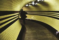 Hampstead #Tube Station - #Londra