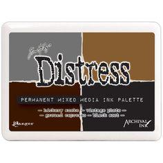 Tim Holtz® Distress Mixed Media Ink Palette
