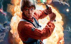 Luke Skywalker Wallpaper » WallDevil - Best free HD desktop and mobile wallpapers