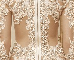 honestly i cant decide if i hate the exposed zipper, but the lace is beautiful