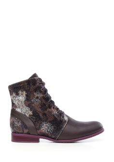 DESIGUAL Ciruela Lace-Up Shoe