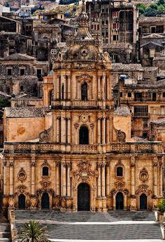 San Giorgio Cathedral, Ragusa, Sicily | ITALY