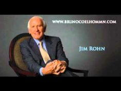 Jim Rohn - Construindo seu Negócio de Marketing de Multinivel - YouTube