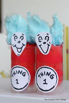 Dr. Seuss Push Pops How-To
