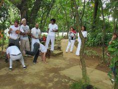 Capoeira é resistência cultural...patrimônio da humanidade