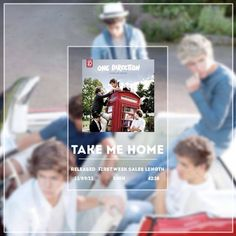 Take Me Home // What's your favorite song from this album?