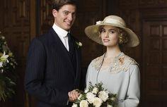Downton Abbey season 5 finale - hellomagazine.com