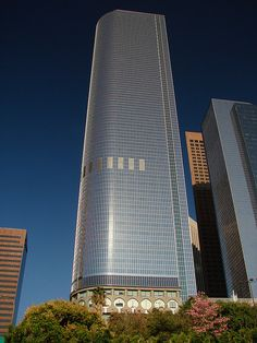 Two California Plaza. Los Angeles CA - 750ft.
