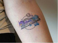40 ideias de tatuagens delicadas e cheias de cor   MdeMulher