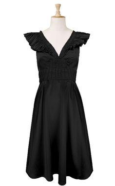 Pretty little black dress