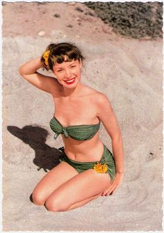 Gorgeous Pin Up