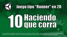 10 - Haciendo que el personaje corra - Tutorial Unity 2D en español