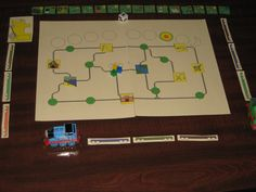 Co-op Train Game