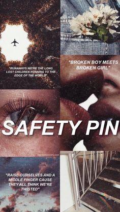 Safety Pin- 5SOS