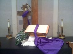 Image result for methodist church altar decorations