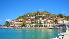 St. Maartin Island, Caribbean