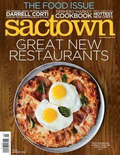 Sactown #magazine #cover