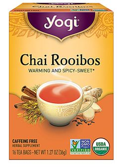 Shop the best Yogi Tea Chai Rooibos 16 Bag(s) products at Swanson Health Products. Trusted since we offer trusted quality and great value on Yogi Tea Chai Rooibos 16 Bag(s) products. Organic Herbal Tea, Herbal Teas, Caffeine Free Tea, Health Shop, Women's Health, Mental Health, Best Tea, Tea Blends, Organic Recipes