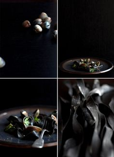 squid ink - Google Search