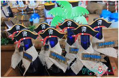 Amazing pirate boy birthday party!  See more party ideas at CatchMyParty.com!