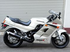 gpz1000rx the great white ninja