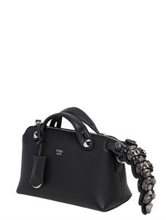 b3fe2614665f Mini By The Way Leather Shoulder Bag Fendi Purses