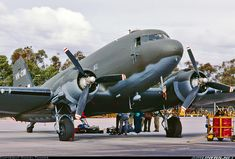 Douglas C-47B Dakota (DC-3) aircraft picture