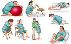 O corpo da mulher está naturalmente preparado para o parto. Contudo, hoje em dia a informação é muito maior do que era noutros tempos, conhecendo-se por is