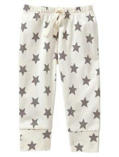 Gap star pants