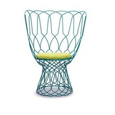Emu Retrouve High Back Chair: imported from Italy, handcrafted mesh, tested for all weather conditions, and so expensive that I will never in a billion years own it.