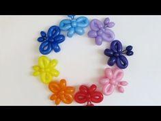 Бабочка из шаров / tiny Butterfly of balloons (160) twisting - YouTube