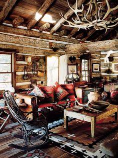 Rancho do estilista Ralph Lauren